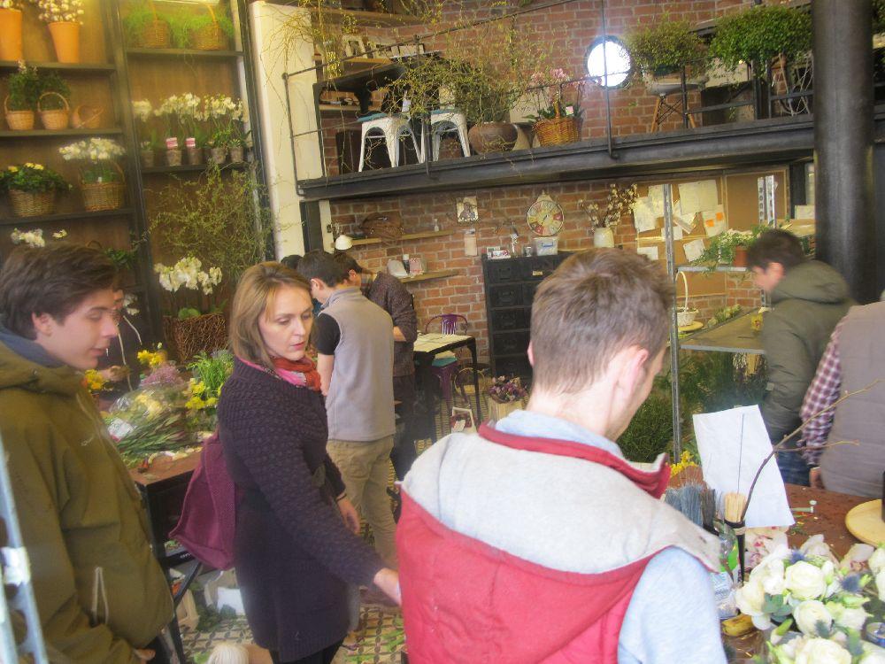 adelaparvu.com despre atelierul designerului florist Nicu Bocancea, Foraria Iris, design interior Pascal Delmotte (81)