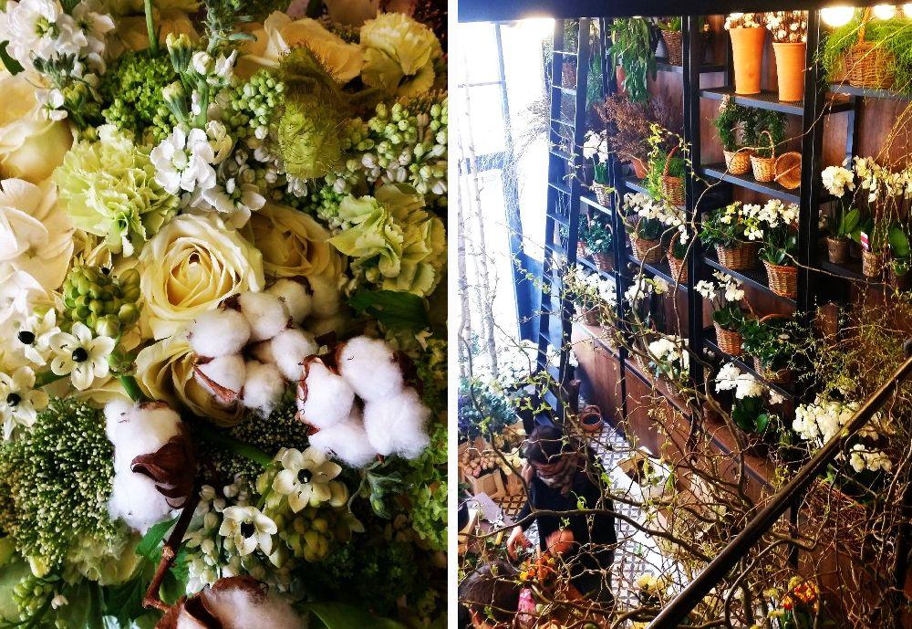 adelaparvu.com despre atelierul designerului florist Nicu Bocancea, Foraria Iris