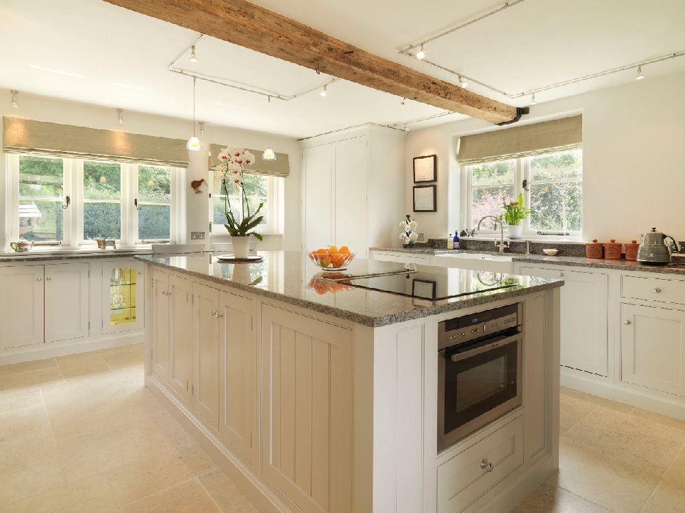 adelaparvu.com despre casa cu acoperis de stuf, casa veche sec XVII Anglia modernizata, design interior Icon Interios, Foto Steve Russell Studios (6)