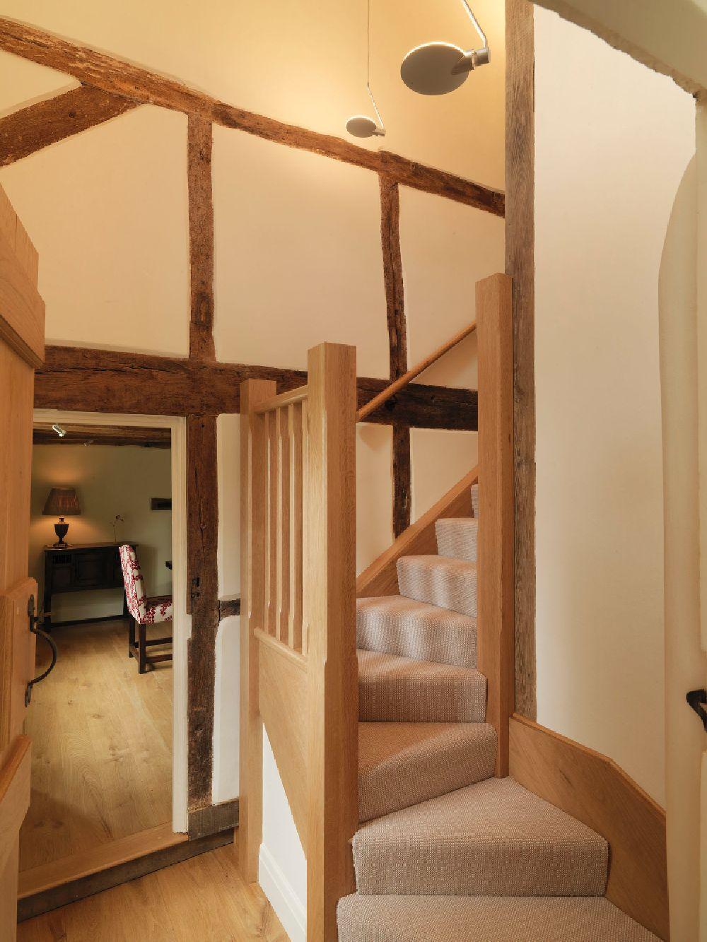 adelaparvu.com despre casa cu acoperis de stuf, casa veche sec XVII Anglia modernizata, design interior Icon Interios, Foto Steve Russell Studios (8)