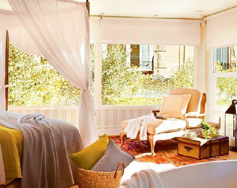 adelaparvu.com despre casa cu ferestre mari, inspirata de gradina, decorator Nela San Juan Galatas, Foto ElMueble (22)