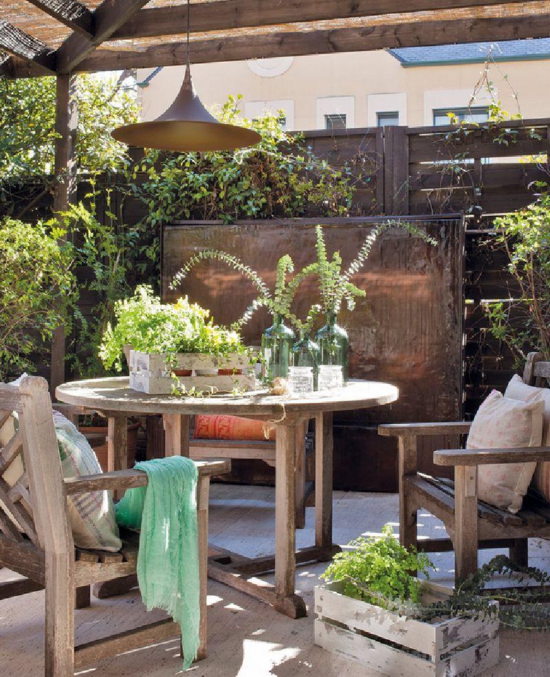 adelaparvu.com despre casa cu ferestre mari, inspirata de gradina, decorator Nela San Juan Galatas, Foto ElMueble (3)
