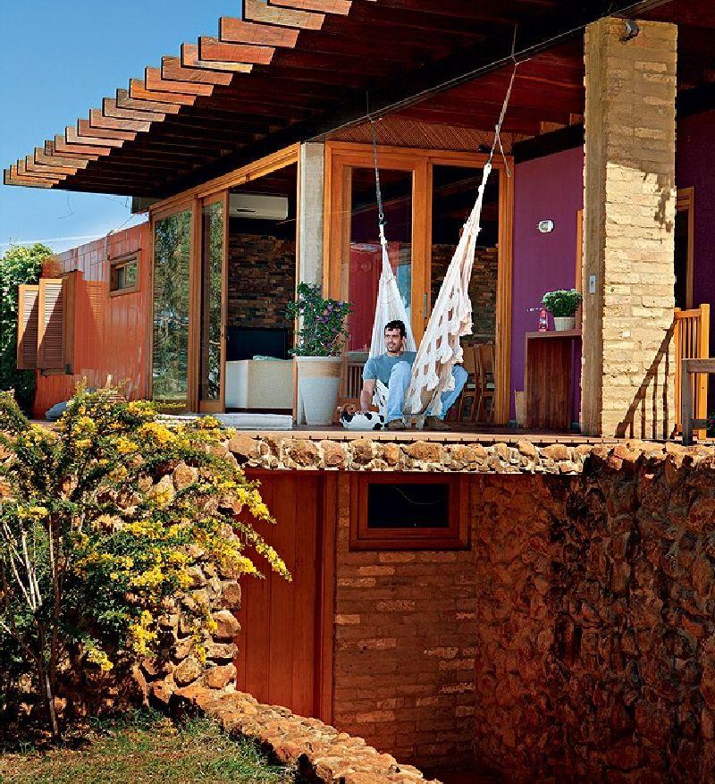 adelaparvu.com despre casa din containere si zidarie, arhitectura Jorge Siemsen, Foto Jorge Siemsen si Foto Lufe Gomes (15)