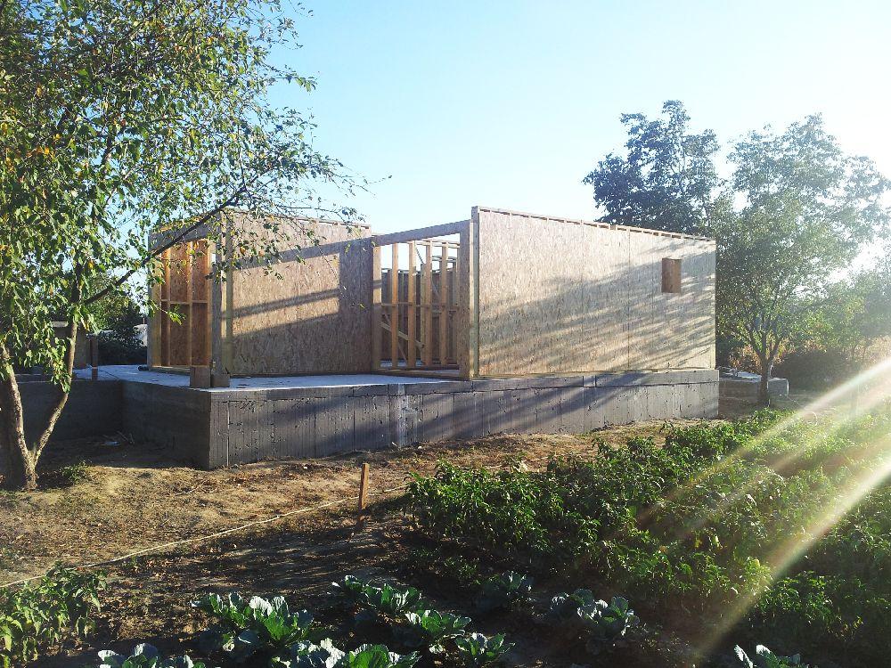 adelaparvu.com despre casa din lemn la Bacau, interior casa din lemn, design interior Mihaela Rosca, Foto, Sorin Rosca, Adela Parvu (1)