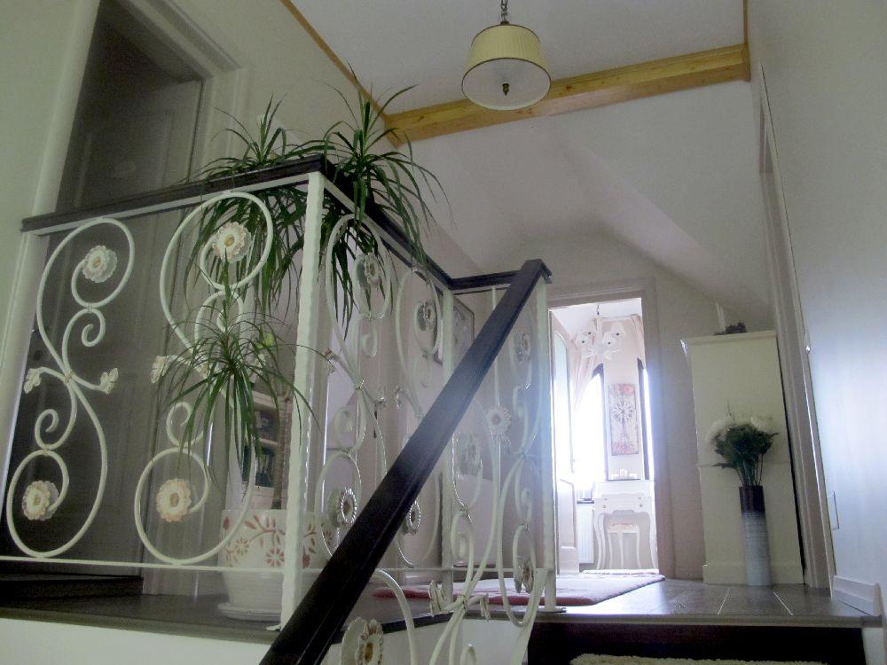 adelaparvu.com despre casa din lemn la Bacau, interior casa din lemn, design interior Mihaela Rosca, Foto, Sorin Rosca, Adela Parvu (60)