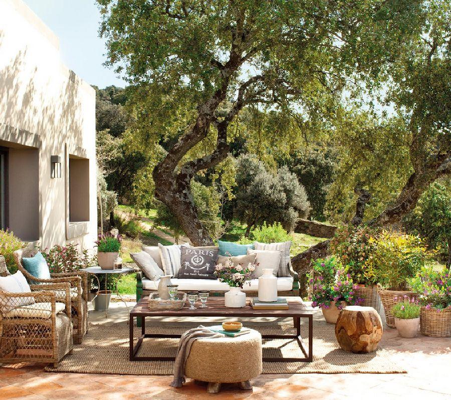adelaparvu.com despre casa eco in Spania, casa cu interioare rustice Foto ElMueble (1)