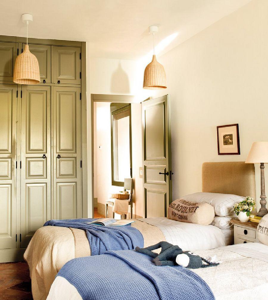adelaparvu.com despre casa eco in Spania, casa cu interioare rustice Foto ElMueble (19)