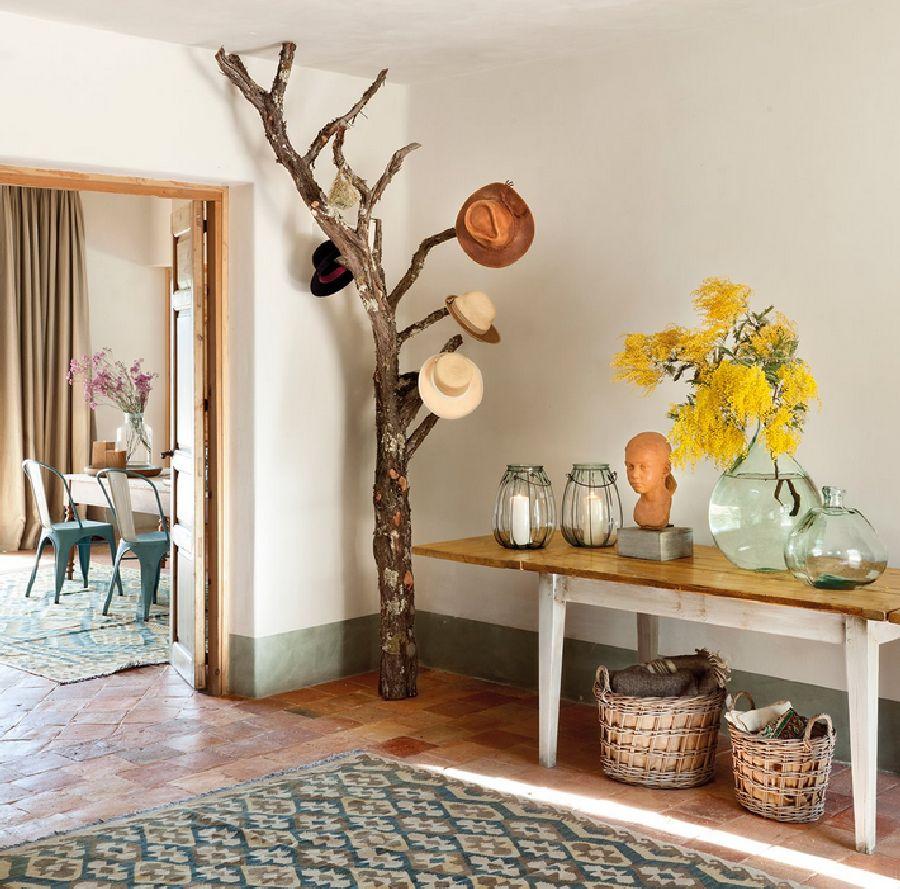 adelaparvu.com despre casa eco in Spania, casa cu interioare rustice Foto ElMueble (5)