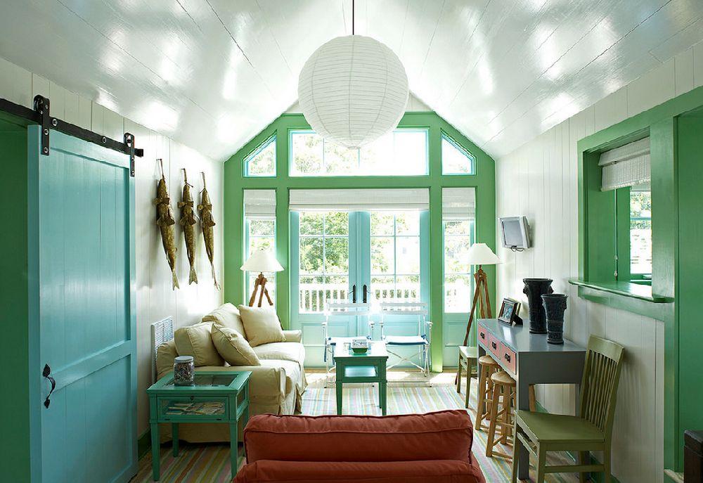 adelaparvu.com despre casa in Hamptons, arhitectura Historical Concept, designer interior Steven Gambrel, Foto Marco Ricca (11)