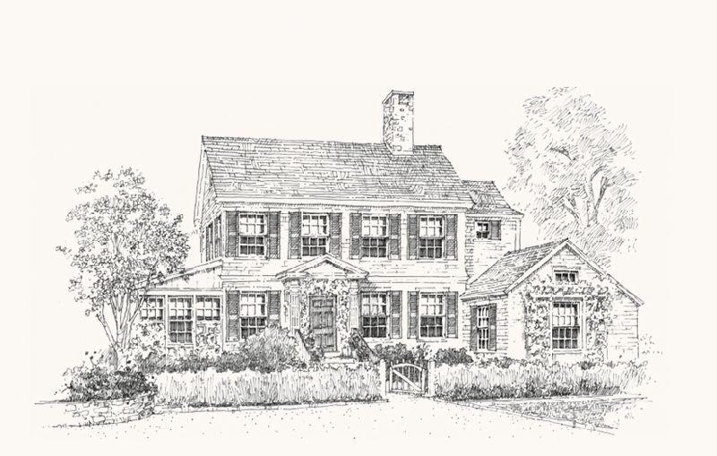 adelaparvu.com despre casa in Hamptons, arhitectura Historical Concept, designer interior Steven Gambrel, Foto Marco Ricca (17)