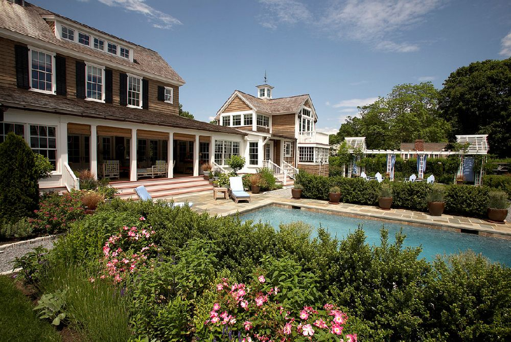 adelaparvu.com despre casa in Hamptons, arhitectura Historical Concept, designer interior Steven Gambrel, Foto Marco Ricca (7)