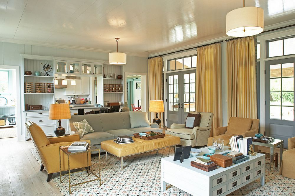 adelaparvu.com despre casa in Hamptons, arhitectura Historical Concept, designer interior Steven Gambrel, Foto Marco Ricca (8)