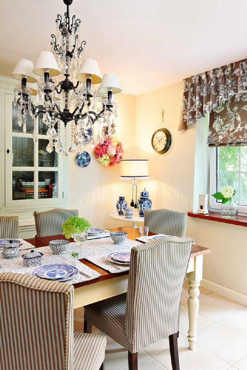 adelaparvu.com despre casa inspirata de stilul englezesc, design interior Ewa Lipa, Foto Kobieta (2)