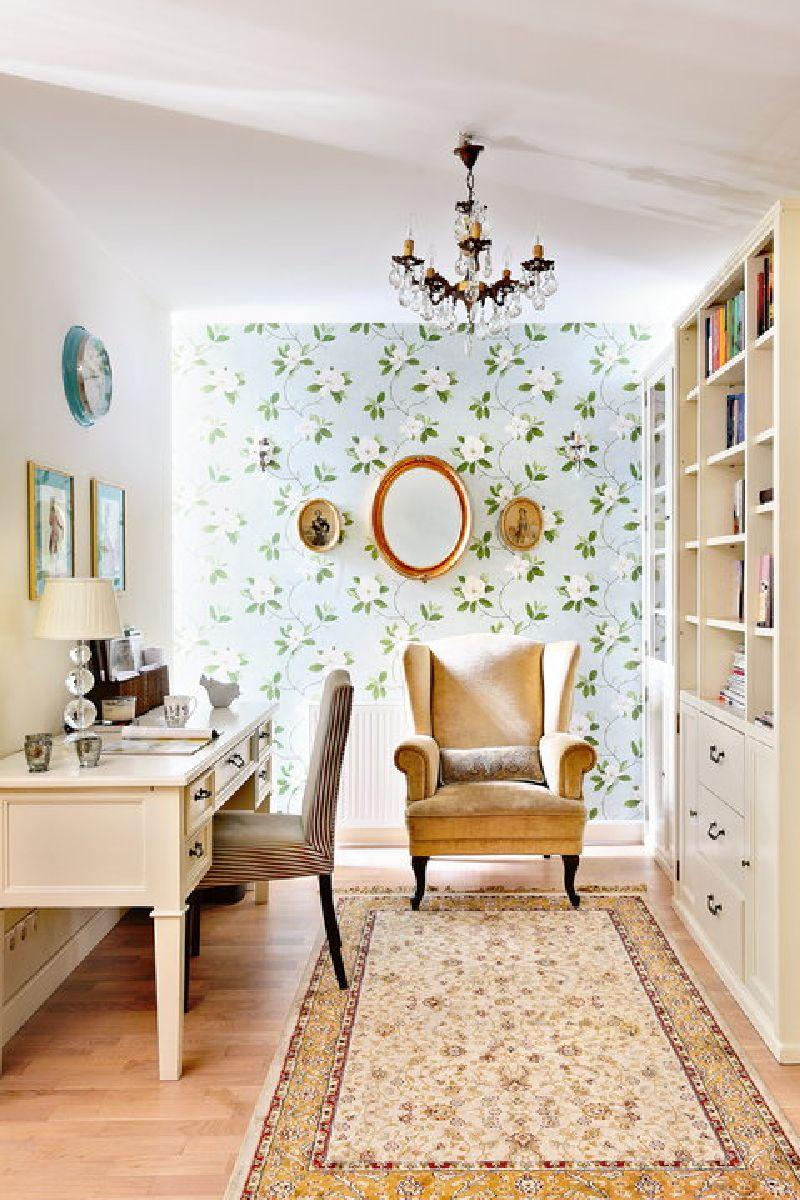 adelaparvu.com despre casa inspirata de stilul englezesc, design interior Ewa Lipa, Foto Kobieta (4)
