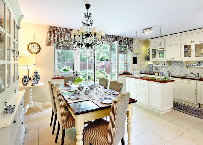 adelaparvu.com despre casa inspirata de stilul englezesc, design interior Ewa Lipa, Foto Kobieta (6)