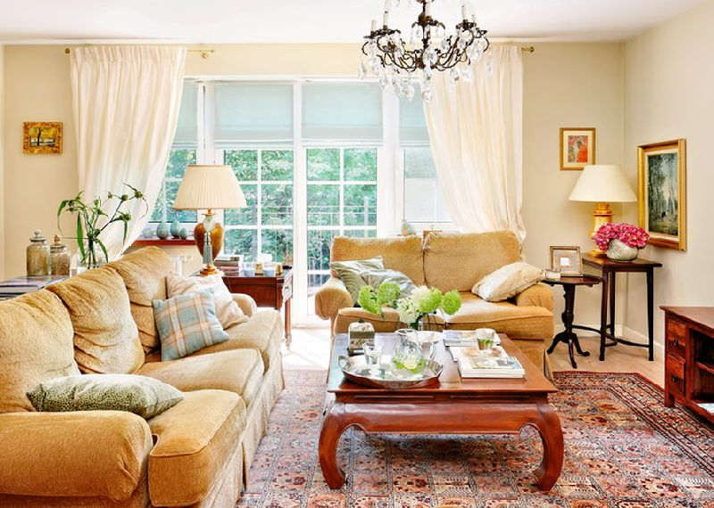 adelaparvu.com despre casa inspirata de stilul englezesc, design interior Ewa Lipa, Foto Kobieta (9)