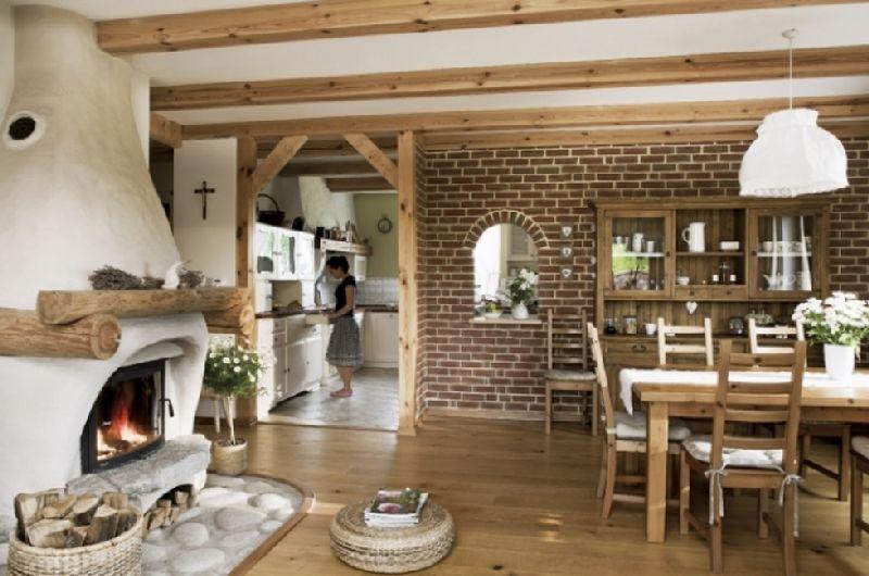 adelaparvu.com despre casa rustica Polonia, Foto Rafal Lipski, Weranda Country (13)
