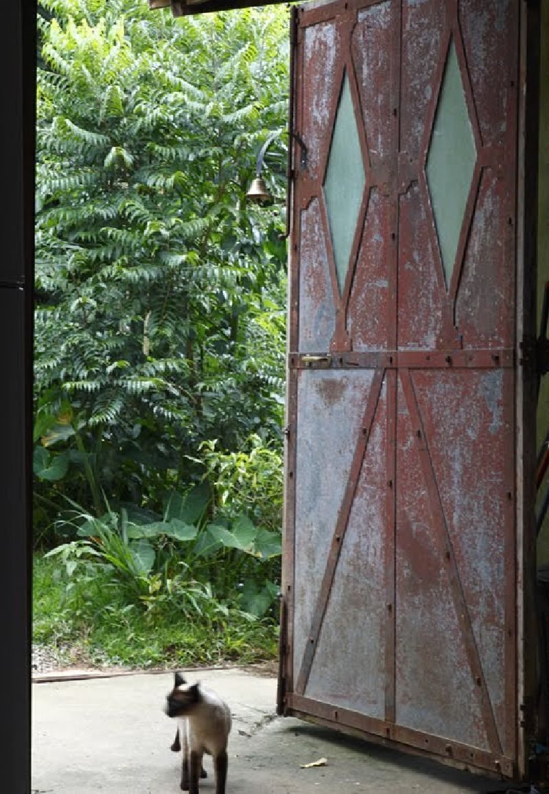 adelaparvu.com despre casa rustica in Brazilia, Foto Evelyn Muller (12)