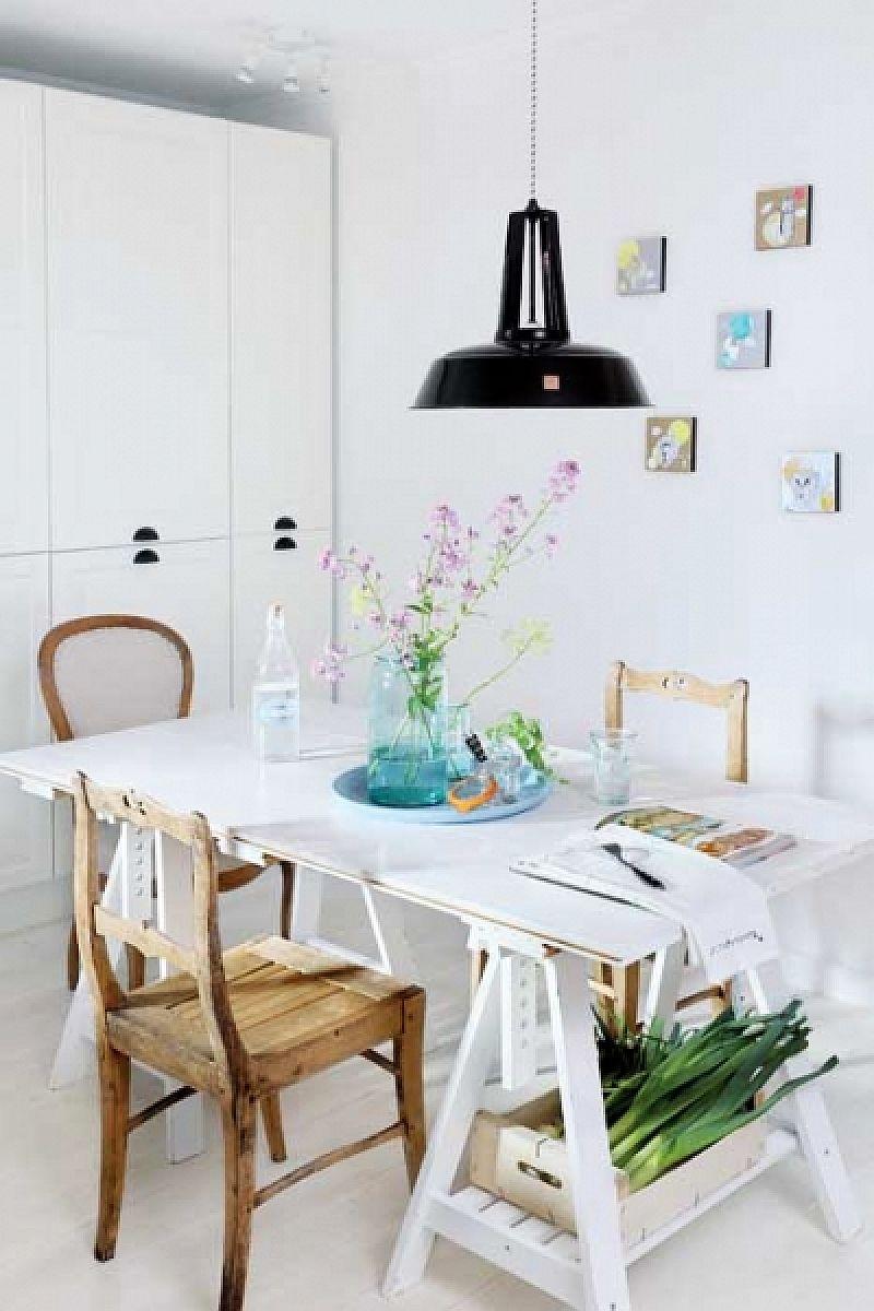 adelaparvu.com despre casa traditionala cu interior in sti scandinav Polonia, design interior Magdalena Herbowska, Foto Aneta Tryczynska (10)