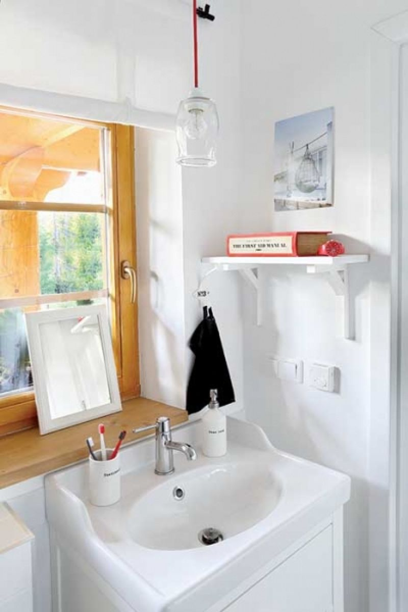 adelaparvu.com despre casa traditionala cu interior in sti scandinav Polonia, design interior Magdalena Herbowska, Foto Aneta Tryczynska (17)
