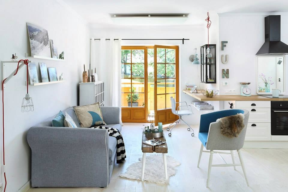 adelaparvu.com despre casa traditionala cu interior in sti scandinav Polonia, design interior Magdalena Herbowska, Foto Aneta Tryczynska (27)