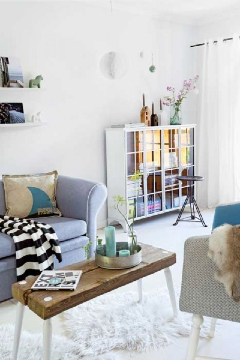 adelaparvu.com despre casa traditionala cu interior in sti scandinav Polonia, design interior Magdalena Herbowska, Foto Aneta Tryczynska (7)