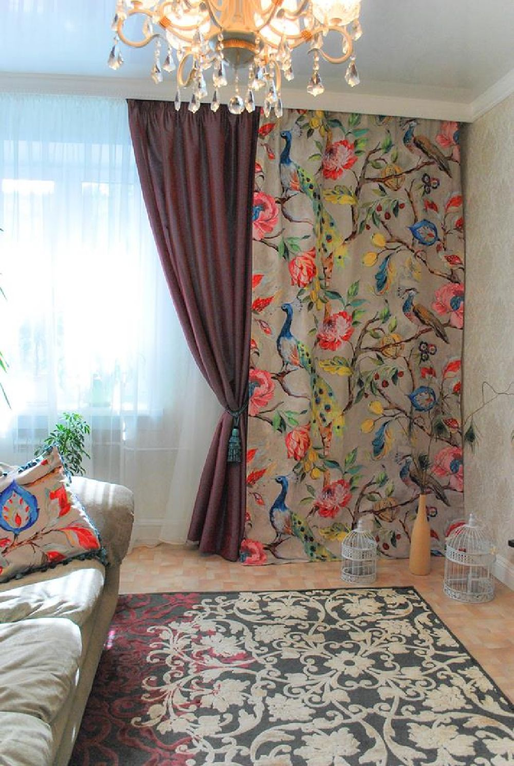 adelaparvu.com despre croitorie draperii si perdele Igloo Design, Valentina Luca (14)