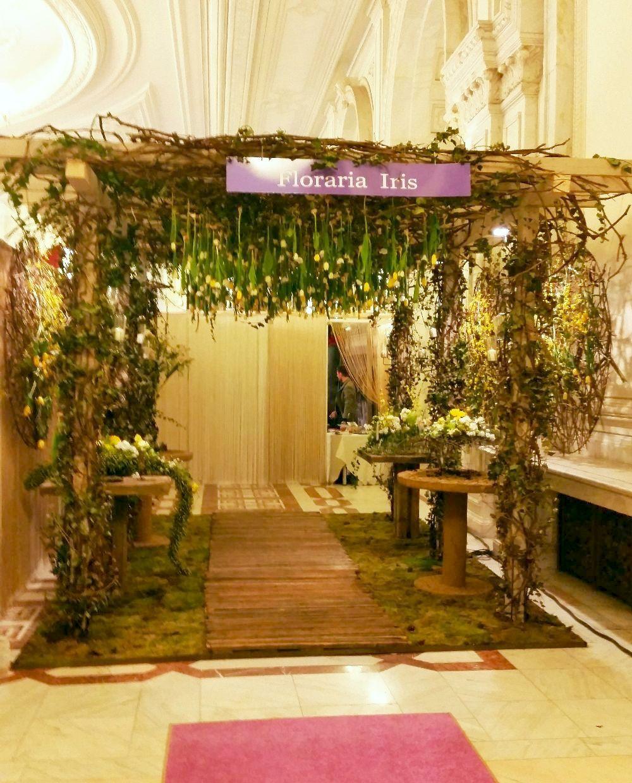 adelaparvu.com despre decor cu flori de primavara pentru nunti si evenimente festive, designer florist Nicu Bocancea (1)