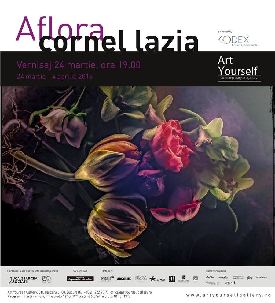 adelaparvu.com despre expozitia Aflora, artist Cornel Lazia (9)
