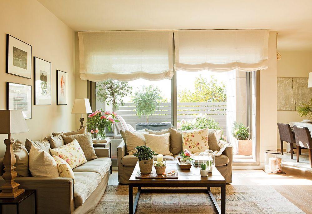 adelaparvu.com despre locuinta Spania din doua apartamente mici, designer Sandra Mora, Foto ElMuelble (1)