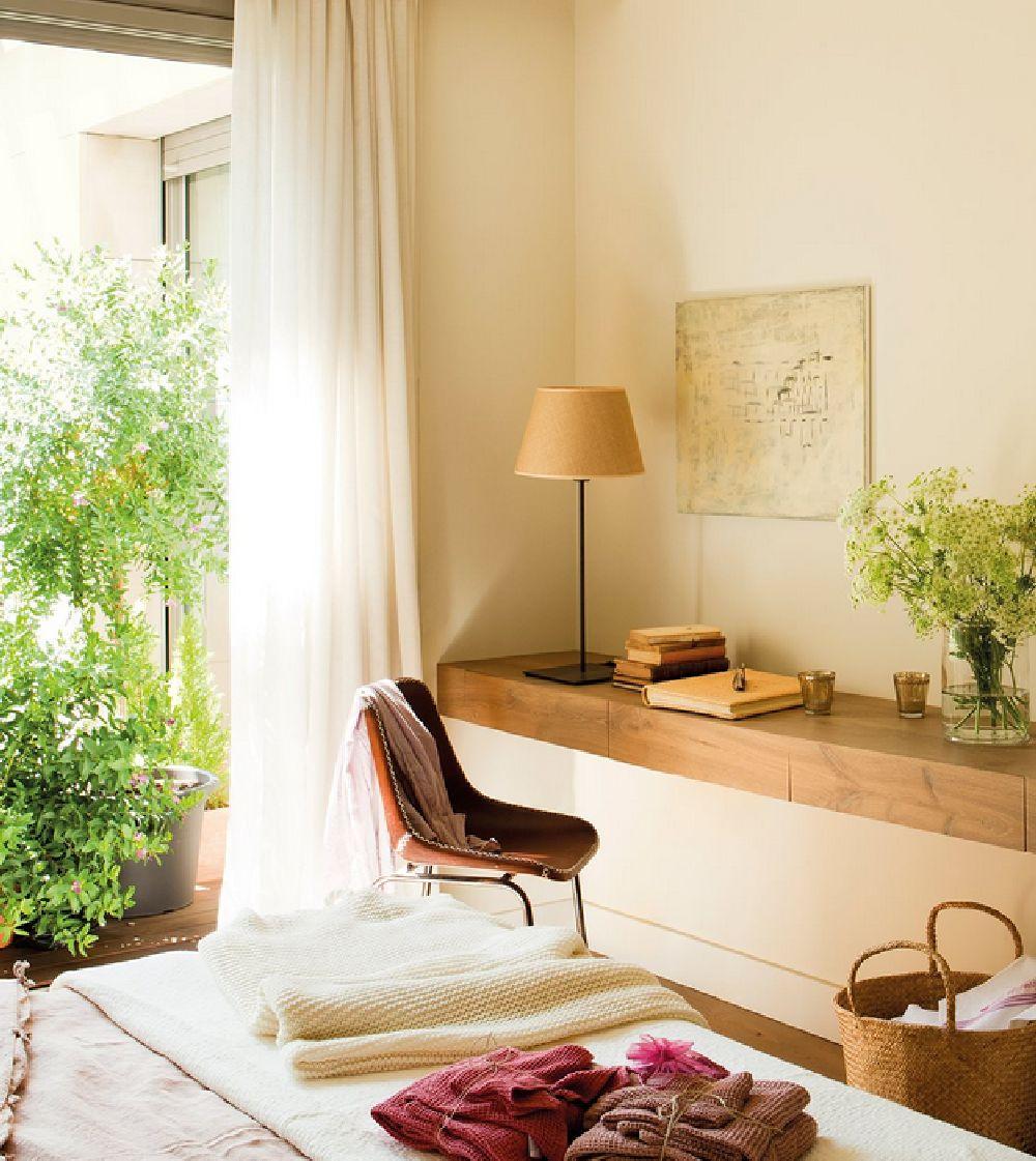 adelaparvu.com despre locuinta Spania din doua apartamente mici, designer Sandra Mora, Foto ElMuelble (12)