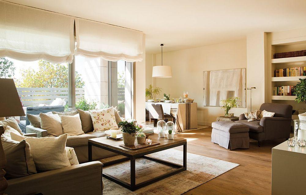 adelaparvu.com despre locuinta Spania din doua apartamente mici, designer Sandra Mora, Foto ElMuelble (2)