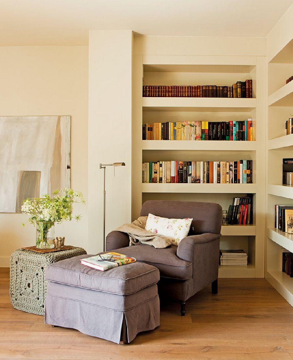 adelaparvu.com despre locuinta Spania din doua apartamente mici, designer Sandra Mora, Foto ElMuelble (3)