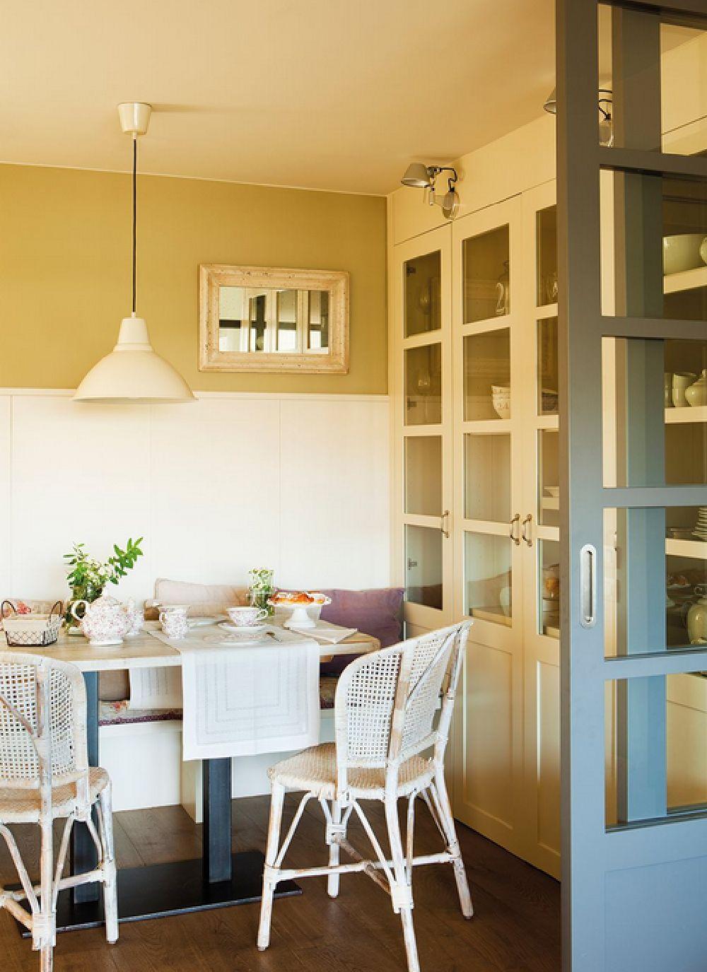 adelaparvu.com despre locuinta Spania din doua apartamente mici, designer Sandra Mora, Foto ElMuelble (6)