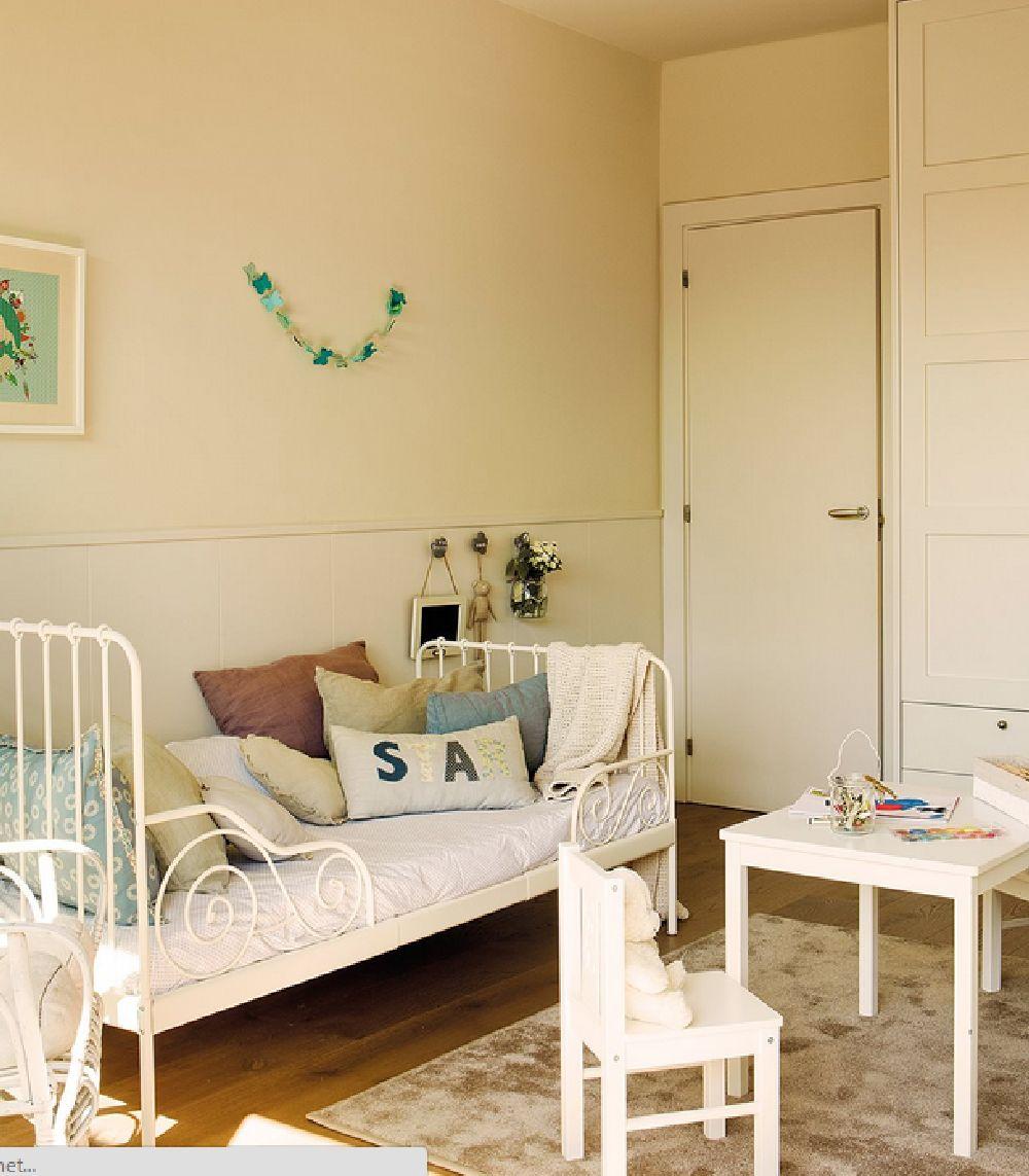 adelaparvu.com despre locuinta Spania din doua apartamente mici, designer Sandra Mora, Foto ElMuelble (9)