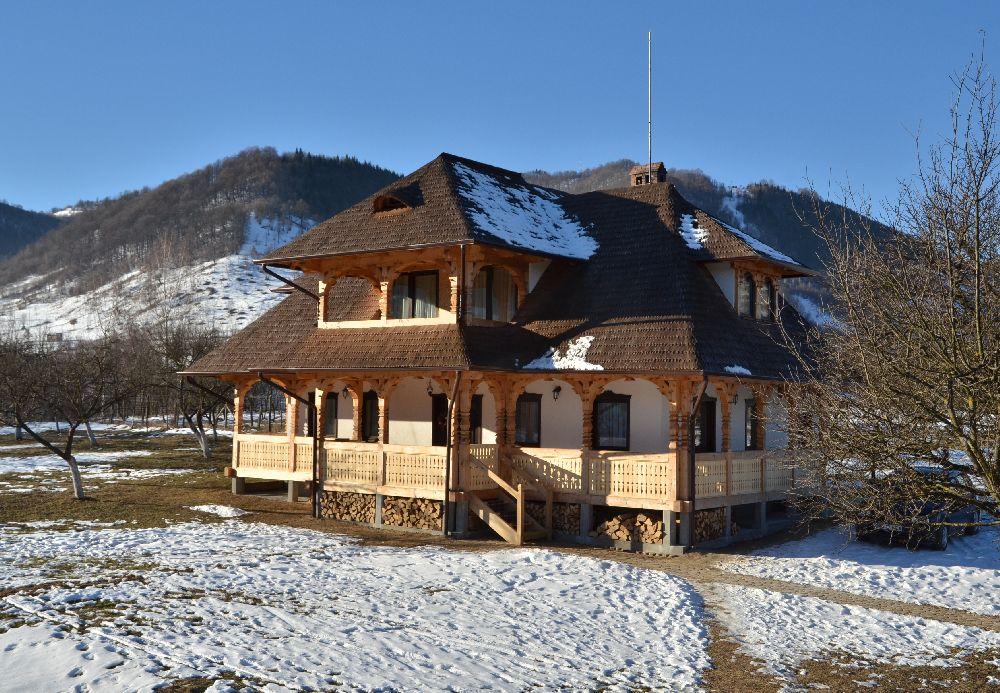 adelaparvu.com despre pensiunea Magnolia, Viseul de Sus, Maramures, Romania (32)