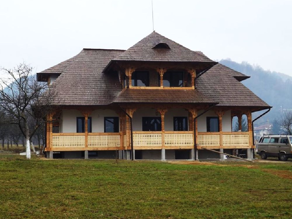 adelaparvu.com despre pensiunea Magnolia, Viseul de Sus, Maramures, Romania (6)