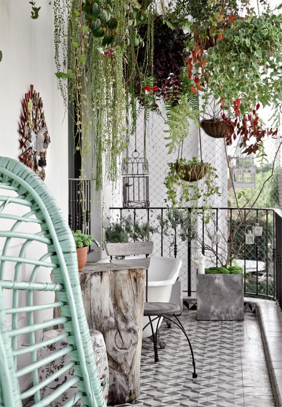 adelaparvu.com despre 50 de idei pentru amenajarea balconului (1)