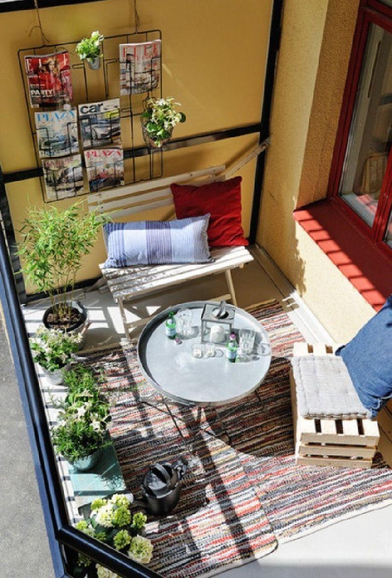 adelaparvu.com despre 50 de idei pentru amenajarea balconului (14)