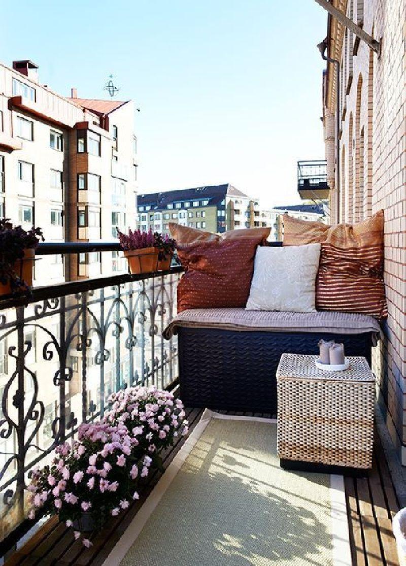 adelaparvu.com despre 50 de idei pentru amenajarea balconului (16)