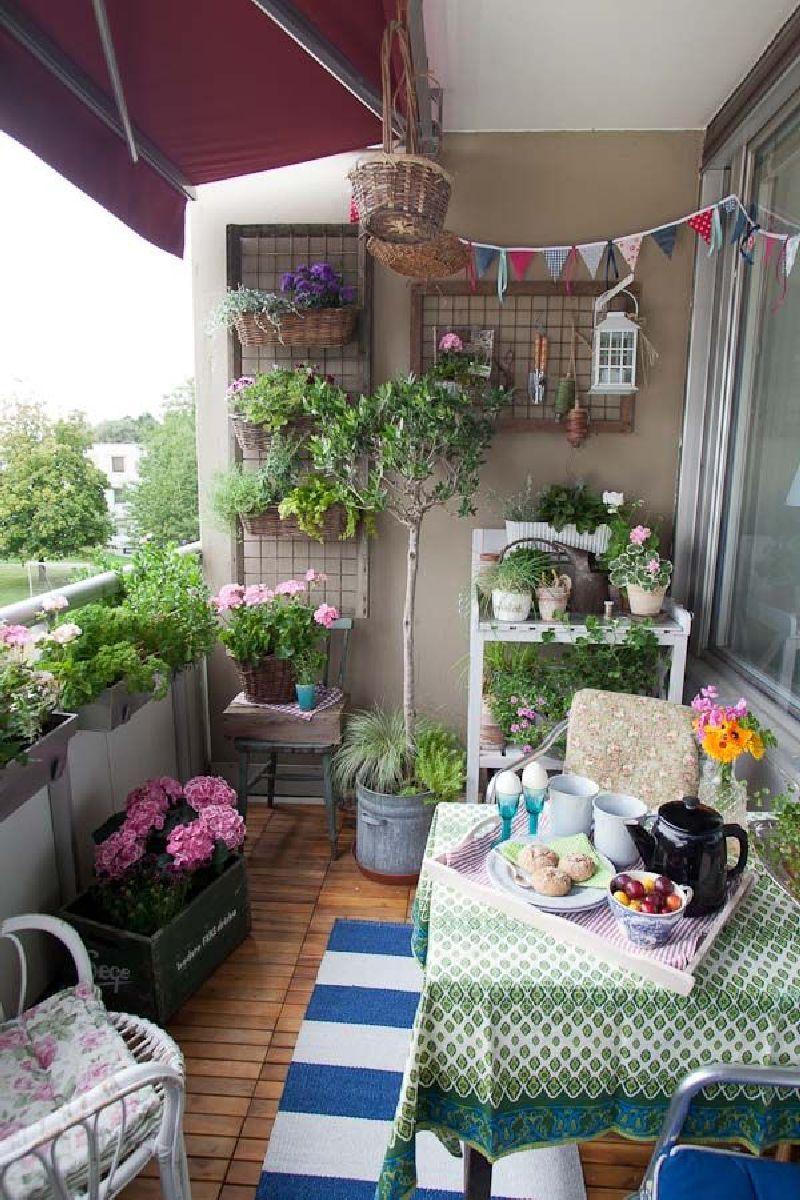 adelaparvu.com despre 50 de idei pentru amenajarea balconului (42)