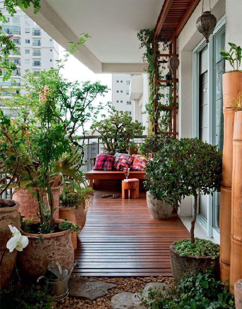 adelaparvu.com despre 50 de idei pentru amenajarea balconului (5)