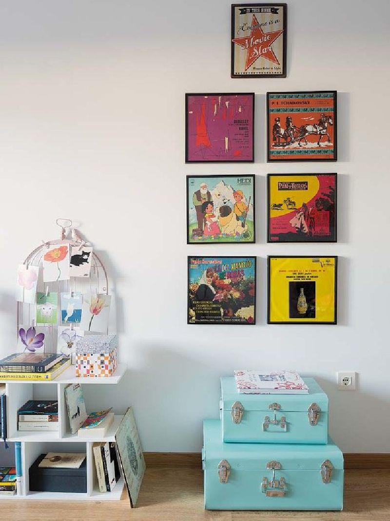 adelaparvu.com despre amenajare locuinta de trei camere, designer Pili Molina, Foto MiCasa (1)