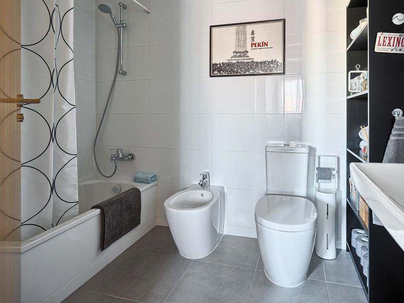 adelaparvu.com despre amenajare locuinta de trei camere, designer Pili Molina, Foto MiCasa (20)