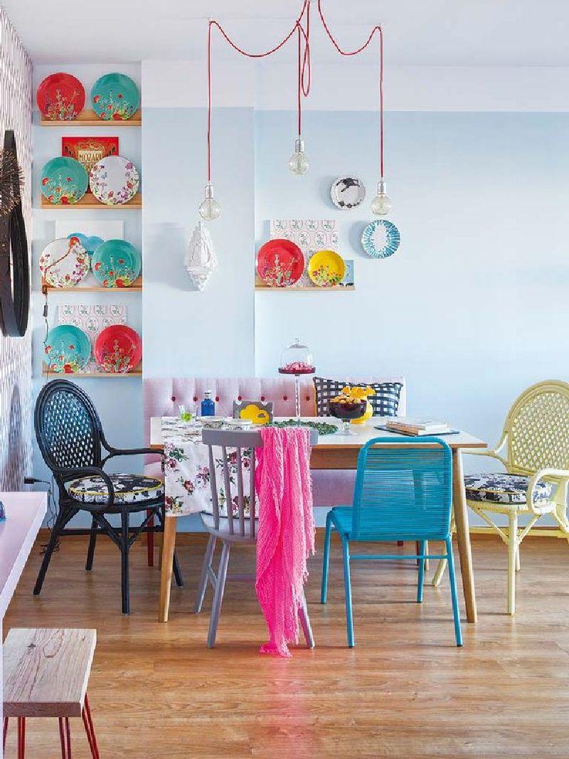 adelaparvu.com despre amenajare locuinta de trei camere, designer Pili Molina, Foto MiCasa (5)