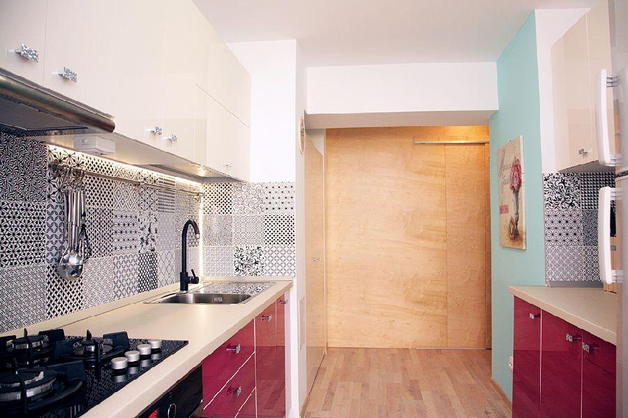 adelaparvu.com despre ap de 4 camere Bucuresti , design Val Decor , Foto Alia Bakutayan  (11)