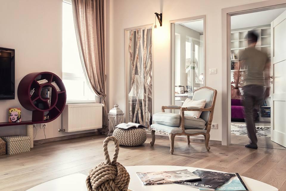 adelaparvu.com despre apartament 3 camere in Timisoara, design Ezzo Design, Foto Ezzo Design (13)