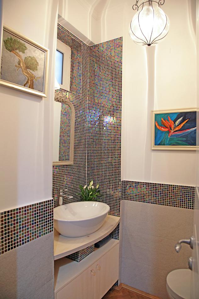adelaparvu.com despre apartament de trei camere amenajat in stil traditional romanesc reinterpretat, design interior Valdecor, Alia Bakutayan si Daniel Tufis (19)