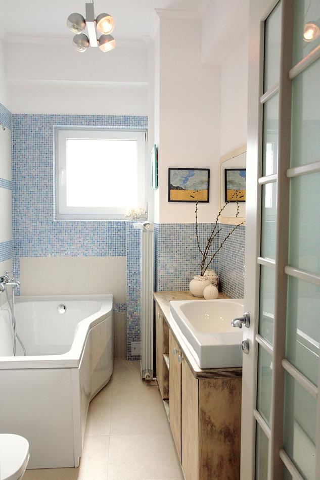 adelaparvu.com despre apartament de trei camere amenajat in stil traditional romanesc reinterpretat, design interior Valdecor, Alia Bakutayan si Daniel Tufis (20)