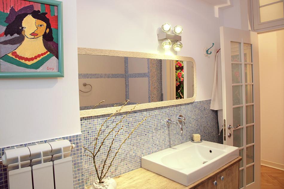 adelaparvu.com despre apartament de trei camere amenajat in stil traditional romanesc reinterpretat, design interior Valdecor, Alia Bakutayan si Daniel Tufis (22)